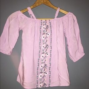 Girls Size 10 Top